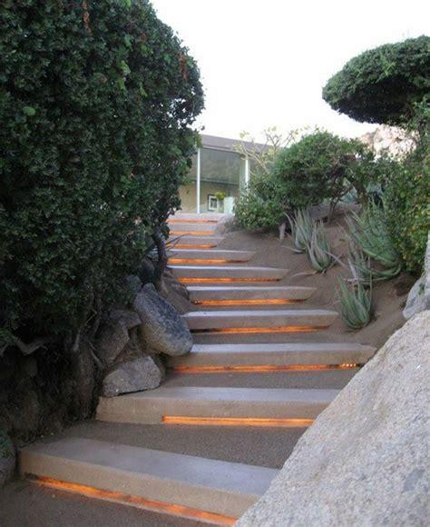 31 Best Images About Garten Beleuchtung On Pinterest Outdoor Steps Lighting