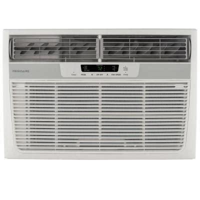 room air conditioner home depot frigidaire 8 000 btu window air conditioner ffrh0822q1 the home depot