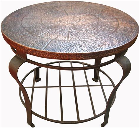 china copper table top china hammered copper copper top