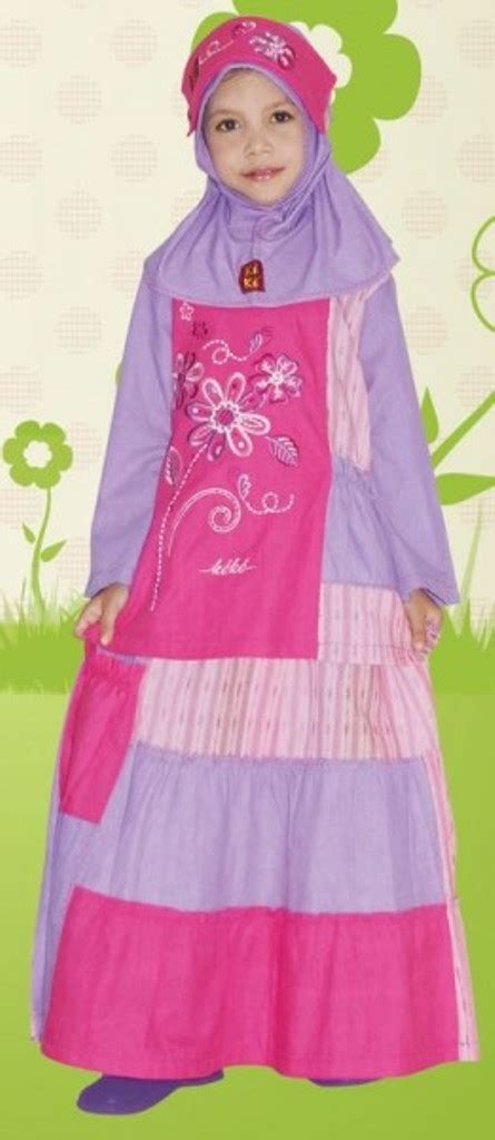 Baju Muslim Zoya Anak busana anak keke perempuan agen busana muslim quot zoya quot dan quot keke quot