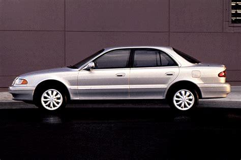 how to work on cars 1995 hyundai sonata auto manual 1995 98 hyundai sonata consumer guide auto