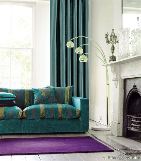 sofa living room decor beautiful teal living room decor homesfeed