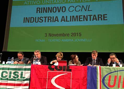 contratto alimentare industria piattaforma ccnl industria alimentare 2012 2015 autos weblog