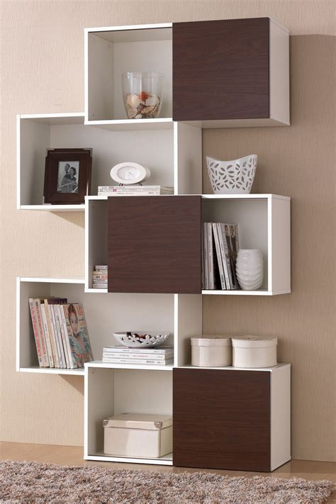 baxton studio lindo bookcase single pull out shelving cabinet baxton studio lindo bookcase and dual pull out shelving