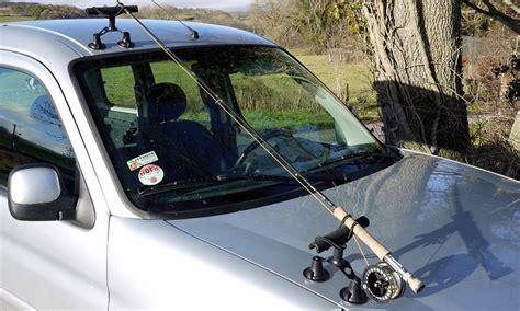Fishing Rack For Car by Fishing Rod Car Racks Archives Fishing Encounters