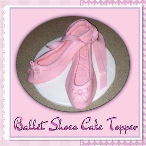 Cake Decorating Insurance by Ballet Shoes Cake Topper Ballerina Cakes Cupcakes And