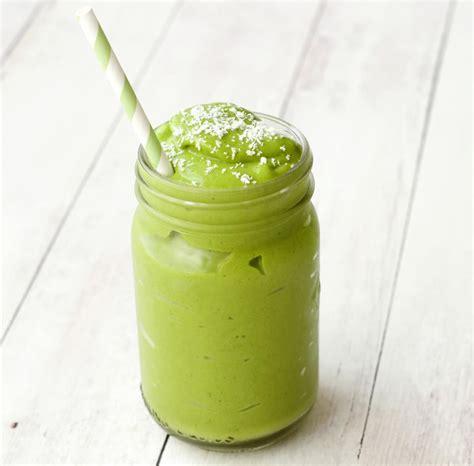 Green Tea matcha green tea smoothie loving it vegan