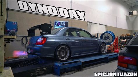 Ej Knapp Can Keep His Car by Sti Santiago Widebody 05 Sti Prime Motoring