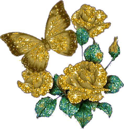 imagenes de rosas doradas mariposa y rosas doradas imagen 4283 im 225 genes cool