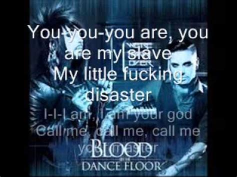 Blood On The Floor Call Me Master by Blood On The Floor Call Me Your Master With Lyrics