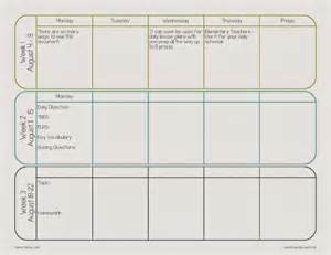 pacing calendar template for teachers science teaching junkie inc create your own