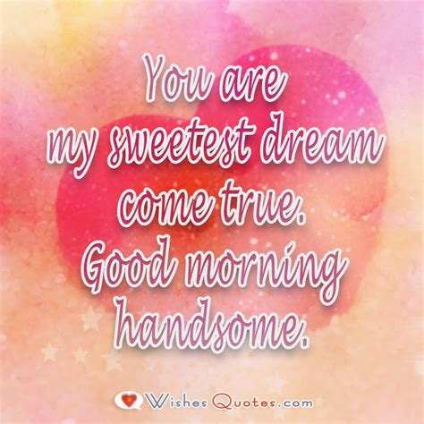 Best Morning Quotes For My Boyfriend by Sweet Morning Messages For Him