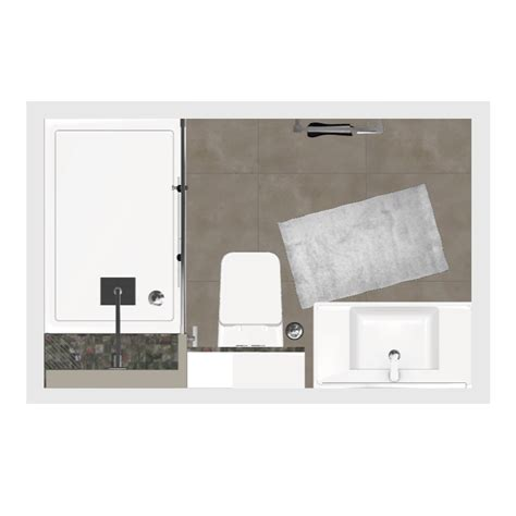 Meuble Salle De Bain Wc by Salle De Bain Bathbox Meuble Wc Suspendu 3 6 M2