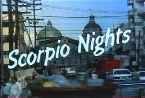 scorpio nights 1985 picture photo of scorpio nights fanpix net wwwmoviefreeherenet autos weblog