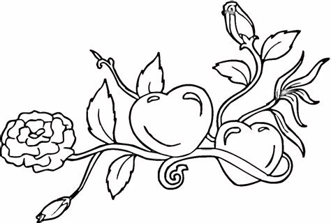 cute hearts coloring pages with cute heart coloring pages