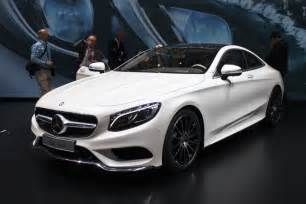 Type Of Mercedes Cars 2015 Mercedes S Class Coupe 2014 Geneva Motor Show