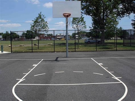 Basketball Courts For Backyard - basketball court