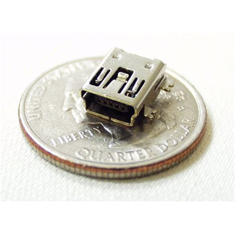 Connectorsoket Mini Usb Jantan 5 Pin Penutup mini usb 5 pin smt connector socket 5pcs soc012 2 00 istore make innovation easier