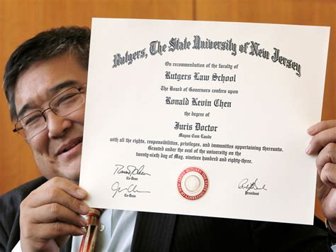Mba Charter High School by Merged Rutgers Offers Alumni New Diplomas