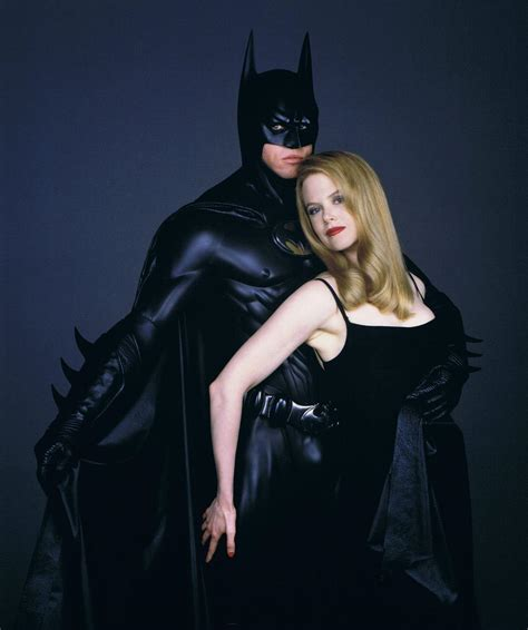 Batman Forever comics forever batman forever promotional image by warner
