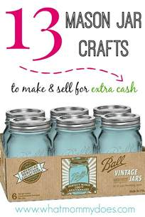 13 jar crafts to make sell for what