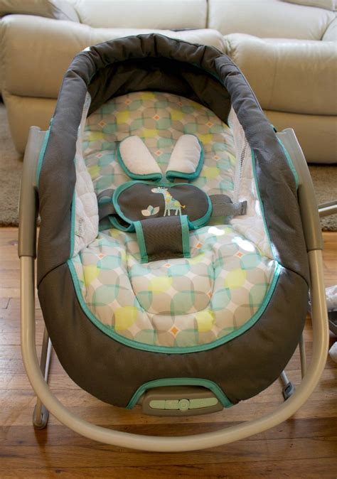 best bouncy seat ingenuity inreach mobile lounger and bouncer review
