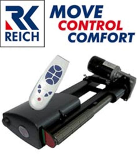 Controlled Comfort by Reich Move Comfort Caravan Motor Mover For