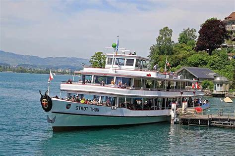 cruise boats near me saving tips on cruise fares on lakes thun and brienz in