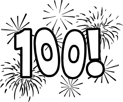 day of school coloring pages celebration 100 days of school coloring page
