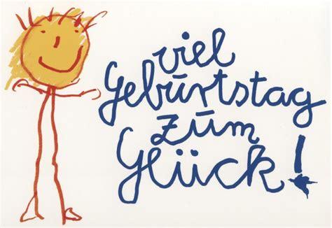 geburtsdaten bild humorvolle postkarte viel geburtstag zum gl 252 ck