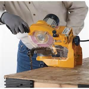 chainsaw bench sharpener roughneck bench or wall mount chainsaw sharpener