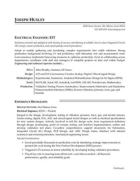 engineering resume objective drupaldanceom to get ideas how make