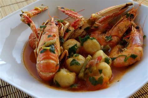 cuisine cr駮le antillaise dombr 233 s aux crevettes et langoustines kiyakuisine
