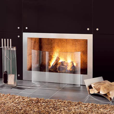 conmoto mentas glass fire screen modern glass fire screen