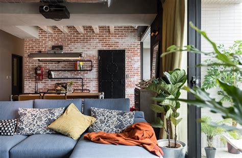 A Stylish Urban Apartment Interior Design Styles   RooHome