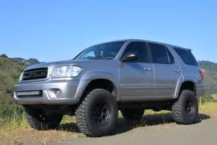 Toyota Sequoia Lift Kit Toyota Sequoia Lift 1st