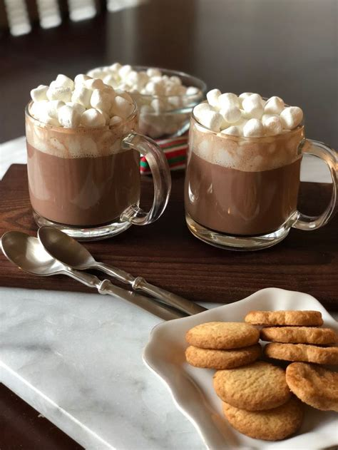 stovetop hot chocolate recipe hot chocolate