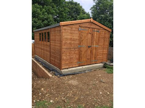 Heavy Duty Sheds Heavy Duty Sheds Free Fitting And Delivery Beastsheds