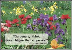 july garden quotes quotesgram