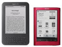 kindle 3 vs sony prs 650 review with video | the ebook