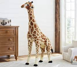 How To Make Jewelry With Wire - jumbo giraffe plush pottery barn kids