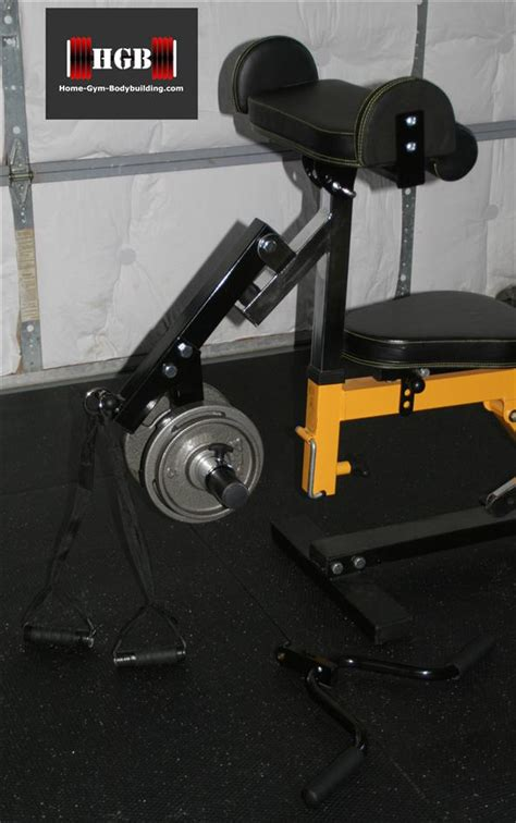 diy preacher bench powertec workbench curl machine accessory wb cma review