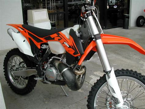 Ktm Bicycle For Sale 2013 Ktm 250 Xc Dirt Bike For Sale On 2040motos