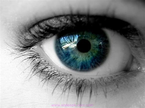 wallpaper of blue eyes beautiful 3d eyes makeup wallpapers hd wallpapers