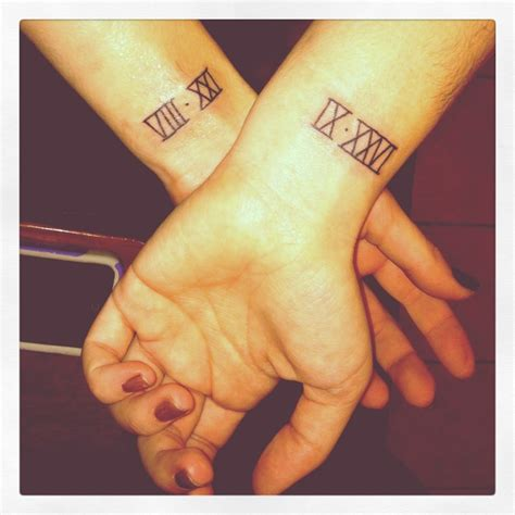 birthday date tattoos 25 best ideas about tattoos on