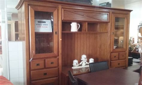 dining room wall unit new2you furniture second hand wall units for the dining
