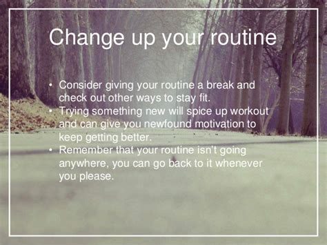 Tough It Out Or Adjust Your Workout by Motivate Yourself To Work Out