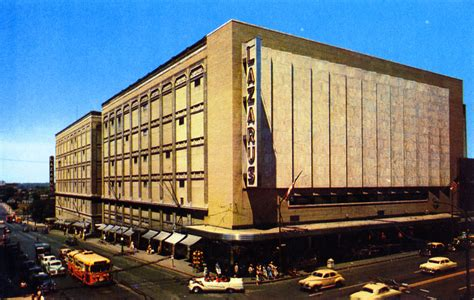 f r lazarus co department store columbus oh view of