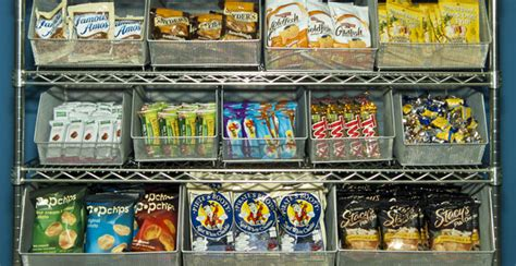 Chicago Food Pantry by Chicago Food Pantry Products Vend 187 Products