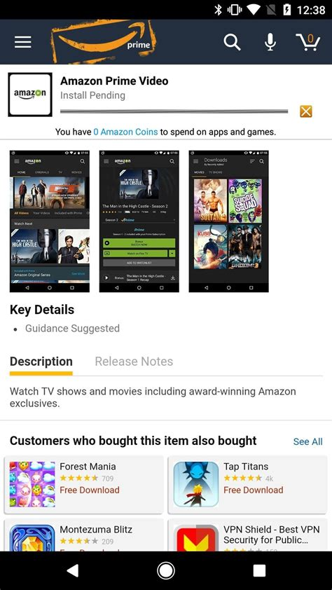 prime android app android app to prime now prime s android app is available in